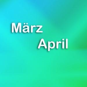 Monatsprogramm März April